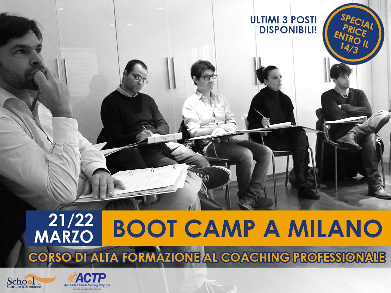 Diventare Coach a Milano