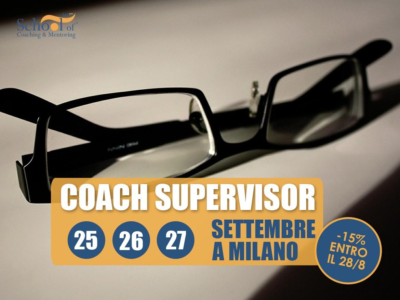 Coach Supervisor a Milano