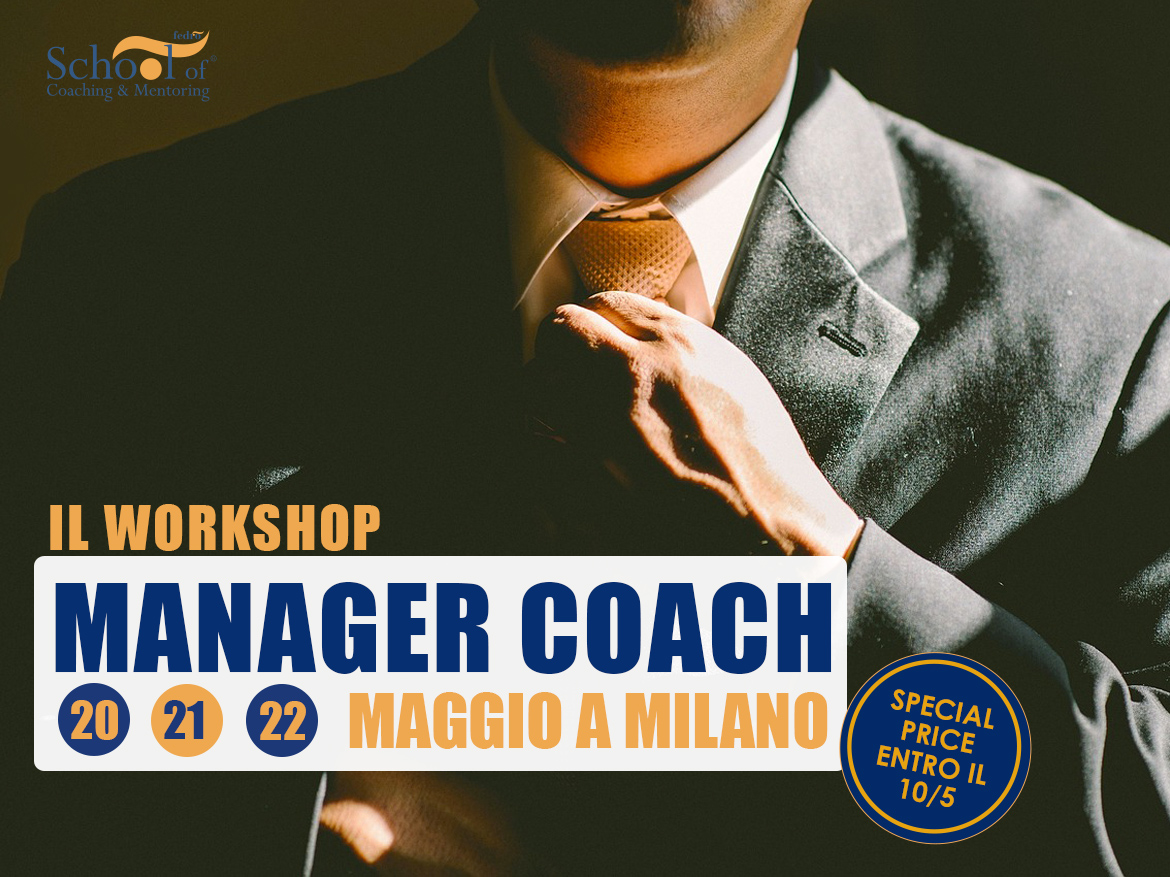 Workshop Manager Coach a Milano