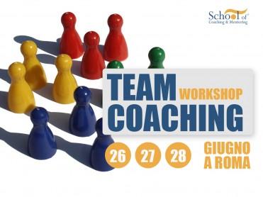 Workshop Team Coaching a Roma