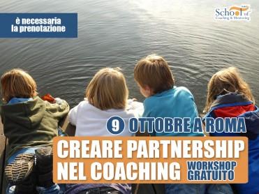 Workshop Partnership Coachin
