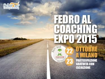 Fedro al Coaching Expo