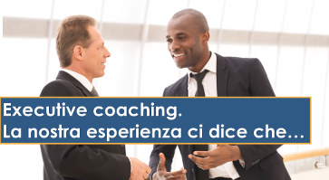 Criticità Executive Coaching