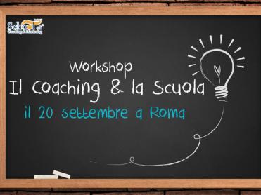 Evento Coaching Scuole
