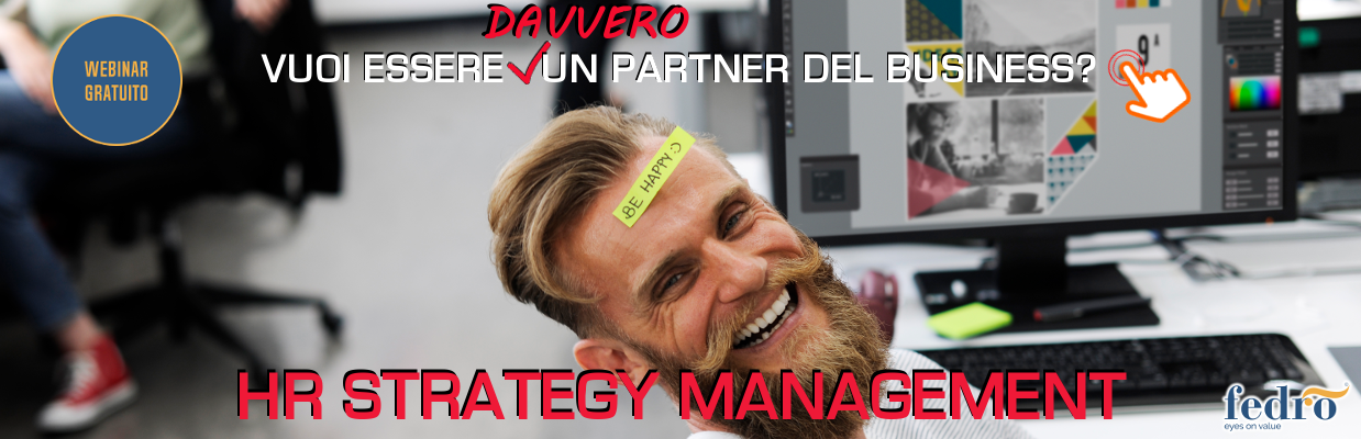Master HR Strategy Manager