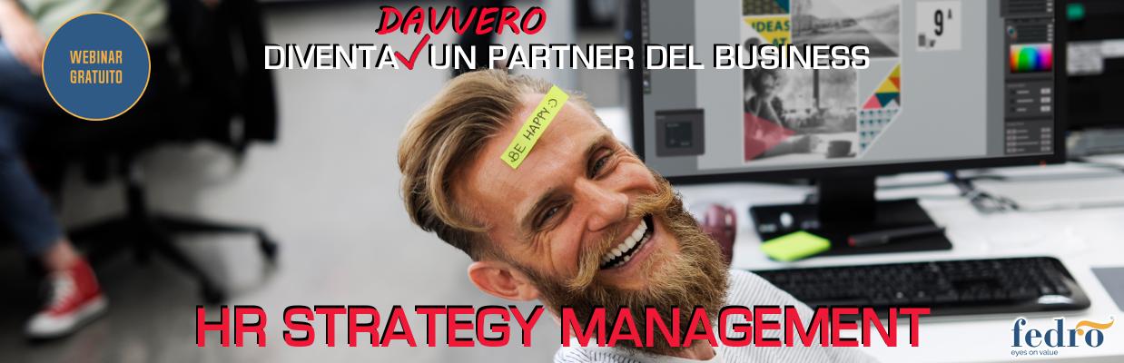 Master HR Strategy Management