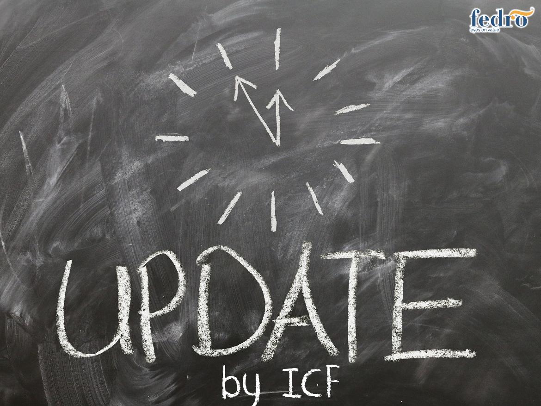 Novità credenziali ICF
