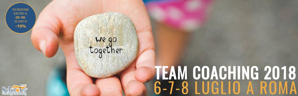 Team Coaching 2018