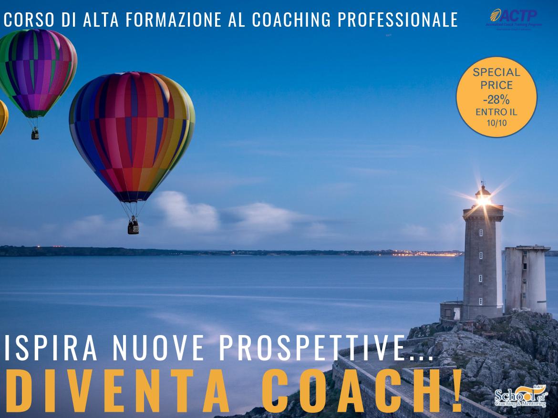 Corso di Coaching 2018