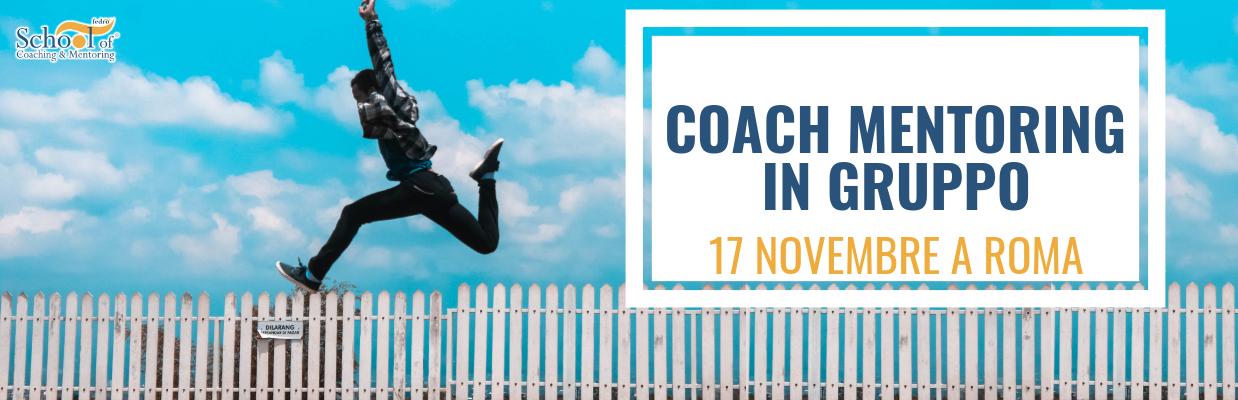 Coach Mentoring in Gruppo