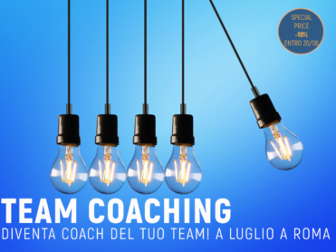 Corso Team Coaching