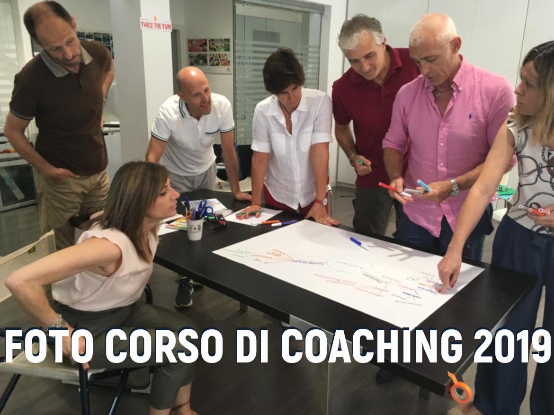 Foto Corso Coaching Fedro 2019
