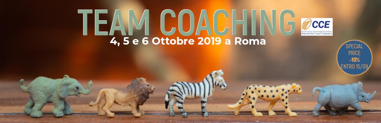 Corso Team Coach