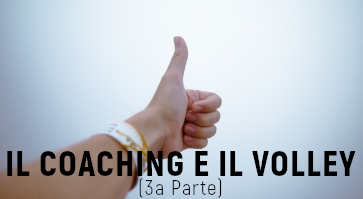 Coaching e Volley - 3a p